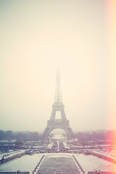 Paris: the most wanted place to go on my wish list. Beautiful<3
