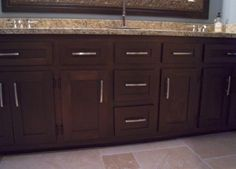 brown painted cabinets on pinterest brown cabinets