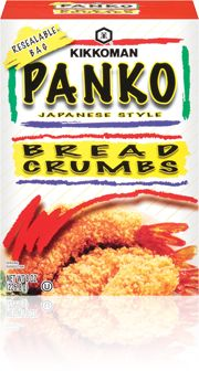 Panko is a Japanese-style breadcrumb traditionally used as a coating for deep-fried foods.The biggest difference between Panko and standard breadcrumbs is that Panko is made from bread without crusts. panko bread, crispi bake, soggi bake, breads, baked french toast, diva, bake panko, crust, bread crumbs