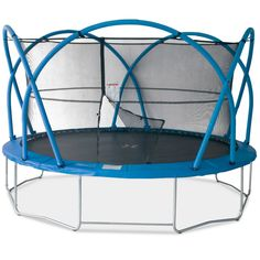 The Only Stabilizing Trampoline - Hammacher Schlemmer