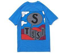 Stussy Japan x Parra  Tee #3