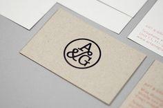 Like the simple circle & font #design #logo