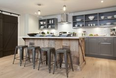 Modern country kitch