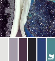 mineral hues