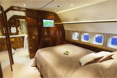 bedroom planes privatejet aviation aircraft fly full slideshow