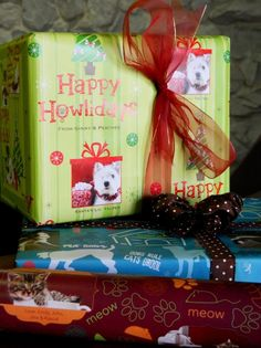 Gift wrap giveaway!