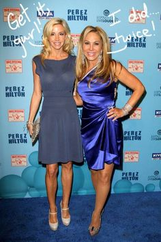 Adrienne Maloofs Cougar Ways Gets Two Thumbs Up From Camille Grammer -                                 Usually the ladiez of Beverly Hills are the trophy wives, but times are    a-changing - This will definitely make for good Real Housewives of Bever