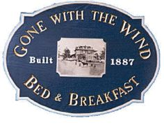 Gone with the wind bed and breakfast in branchport, ny near keuka lake