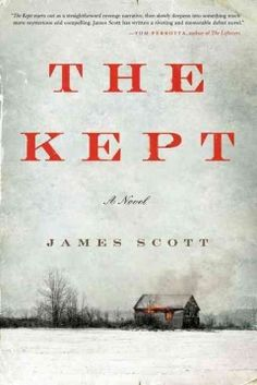 The kept : a novel by James Scott.  Click the cover image to check out or request the historical fiction kindle.