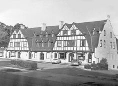 Roland Park in baltimore had the country's first shopping center.