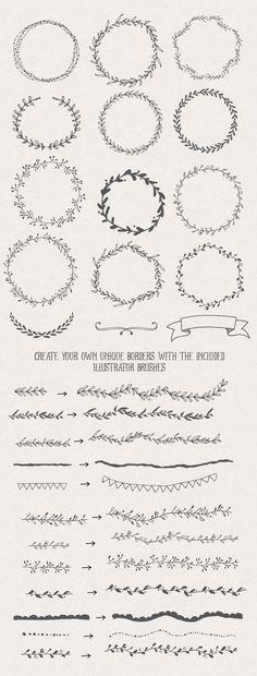Handsketched Designe