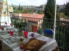 sukkah, jerusalem, sukkot in israel, pictures of israel, images of israel,photos of israel,