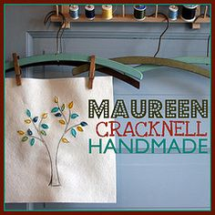 I love this quilting blog. She does some really cool things.