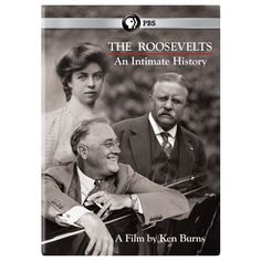 The Roosevelts: An Intimate History/Ken Burns http://encore.greenvillelibrary.org/iii/encore/record/C__Rb1377187