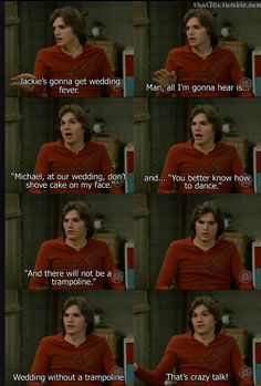 Kelso and jackie dating in real life