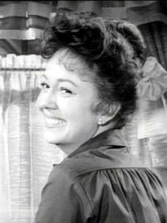 The Andy Griffith Show (TV show) Betty Lynn as Thelma Lou