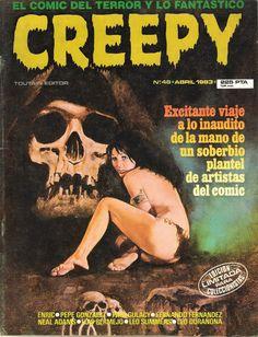 Cimiteria (n. 95, luglio 1982) Emanuele Taglietti || pulp ...