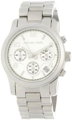 Michael Kors Watches- Silver ..