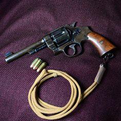 Snith & Wesson M1917 Revolver - .45 ACP