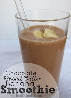 2 bananas, sliced and frozen  1 cup milk  1 cup yogurt  2 tablespoons cacao powder  3 tablespoons peanut butter  2 tablespoons honey  ¼ teaspoon vanilla...Yummy!!
