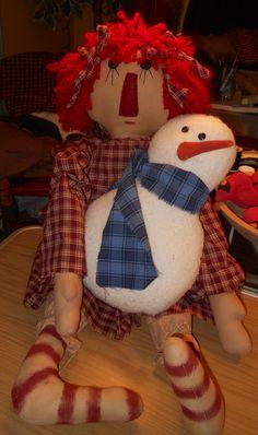 Annie's Snowman
