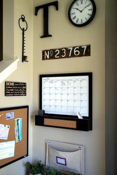 Organized Information Station.