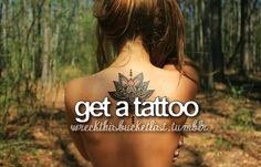 A teenagers bucket list, I want two!