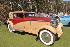 1931 Delage D8 Coupe