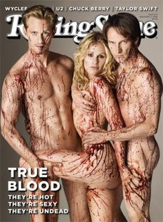 Season 5 of true blood is almost upon us... cant wait ... all the gore and sexiness!