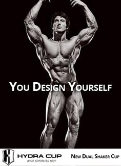You Design Yourself - Workout Inspiration Workout Motivation - #Fitness #inspiration #bodybuilding #workout