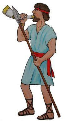 Joshua God's warrior