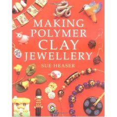 clay jewelleri, clay book, clays, polymerclay jewelri, clay craft, jewelri paperback, polymer clay jewelry, polym clay, christma