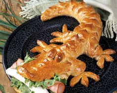 Yum... Id Pinch That! | Baby Alligator Bread | Cajun Cooking Recipes
