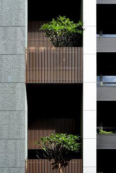   DETAILS   Photo Credit: #StackingHouse / #HsuyuanKuoArchitect&Associates   Lovely exterior detailing