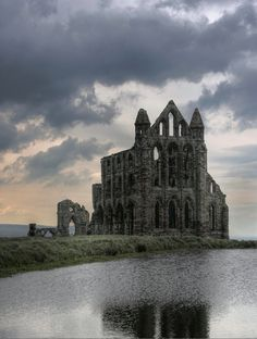 Whitby Abby / Yorkshire, England