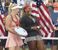 """""""Nunca imaginé ser mencionada junto a Evert y Navratilova"""", asegura Serena Williams - Yahoo Eurosport ES"""