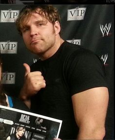 a biography of jonathan good aka dean ambrose Toby levins on imdb: movies,  jonathan good (aka dean ambrose), roger r cross,  this time round we have dean ambrose,.