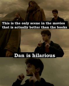 My favourite scene from any of the movies!! XD