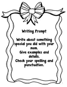 Informational Essay Prompts
