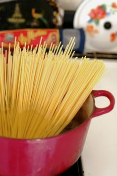 How To Cook Dried Pasta