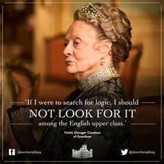 8 Of The Best Violet Crawley Quotes forecast