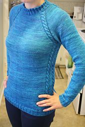 Ravelry: Bayside Pullover pattern by Hannah Fettig