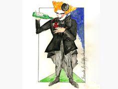 Libby Nancy Emma Irwin -- her Trinculo reminds me of The Joker.