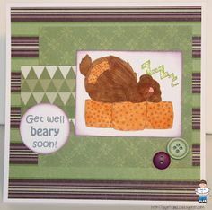 Crafty Girl 21!: OWH Card Making Day