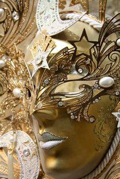 gorgeous celestial mask