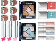 Dior Croisette Summer 2012 Collection