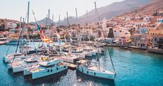 How to Yacht Your Way Through Greece's Dodecanese Islands