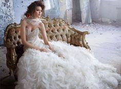 Lazaro Bridal Dresses by JLM..<3