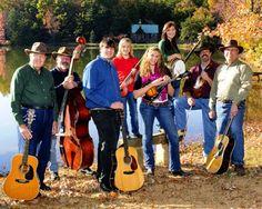 Sigmon Stringers bluegrass band