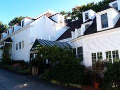 Main Entrance - York Harbor Inn